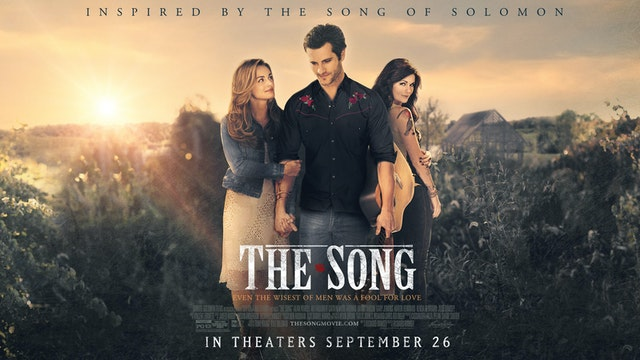 THE SONG - Feature Film (Movie Event License)