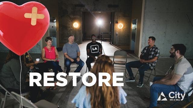 RESTORE | 30-Day Online Study