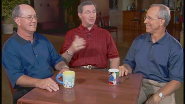 THE THREE DADS   Raising a Modern-Day...