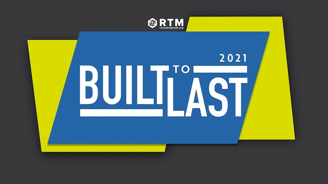 Built to Last | Wednesday | 01.20.21