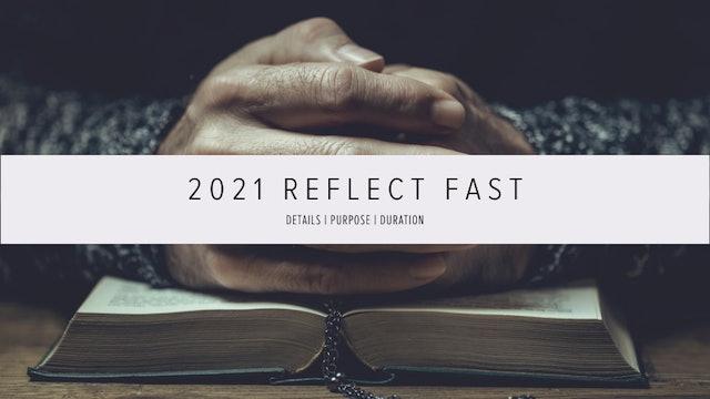 2021 Reflect Fast