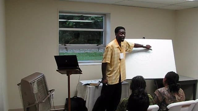 Apostle RL Woods (IBC)