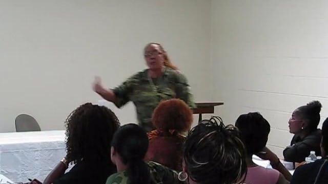 Prophet Ursula Wright (IBC)
