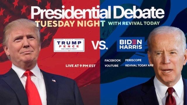 Presidential Debate 2020 Part 1