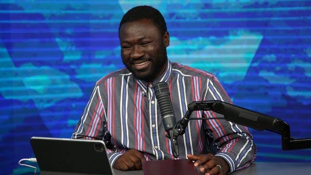 05.06 Morning Prayer with Ev. Kofi