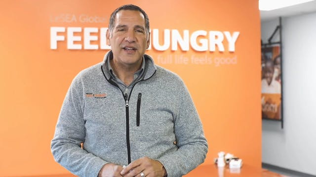 A Message From Feed the Hungry