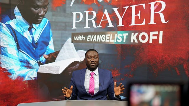 Morning Prayer | Breakthrough Friday