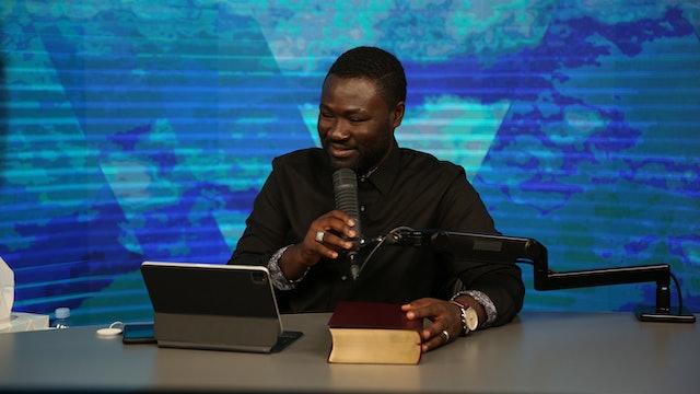 05.04 Morning Prayer with Ev. Kofi - The Power to Prosper Part 1
