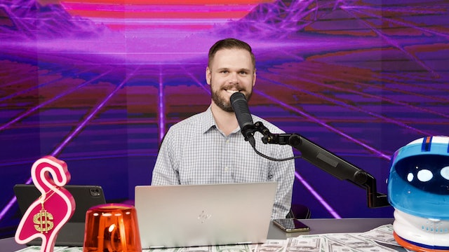 EP 34: Crypto Friday with a Special Guest! $BTC $ETH $DOGE $XRP