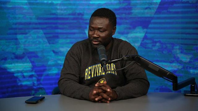 08.09 Morning Prayer with Ev. Kofi