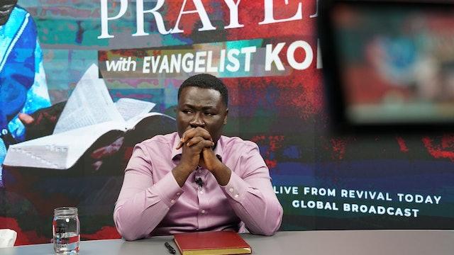 Morning Prayer | Praying for Divine Healing