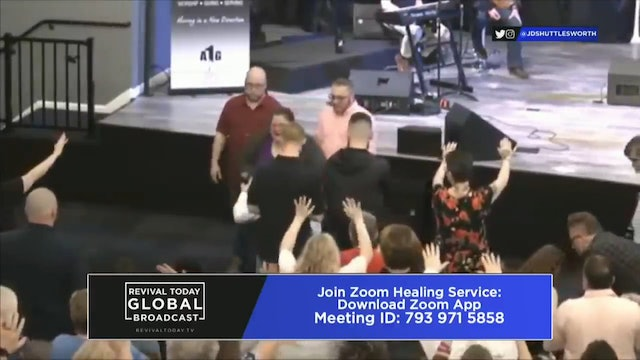 Prophetic Word for The Final 60 Days of 2020 + Friends & Partners Zoom Meeting