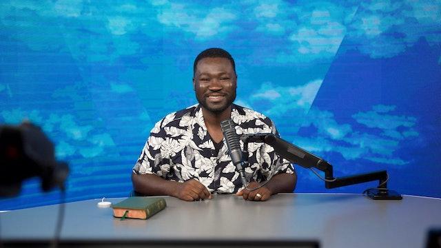 09.07 Morning Prayer with Ev. Kofi