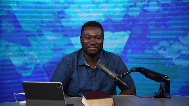 06.22 Morning Prayer with Ev. Kofi