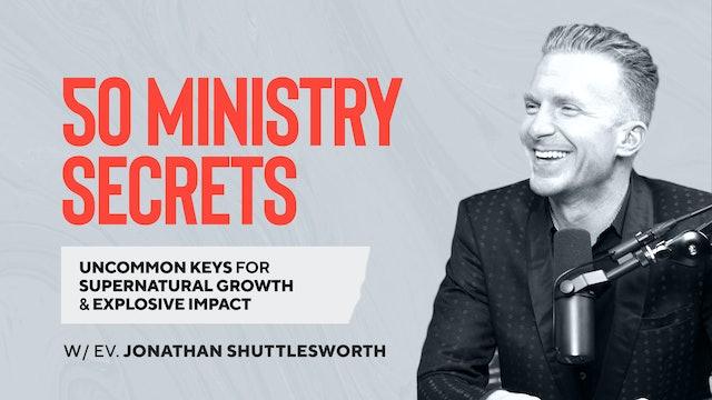 50 Ministry Secrets