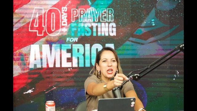 Fasting & Prayer Night 7