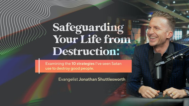 Safeguarding Your Life From Destruction