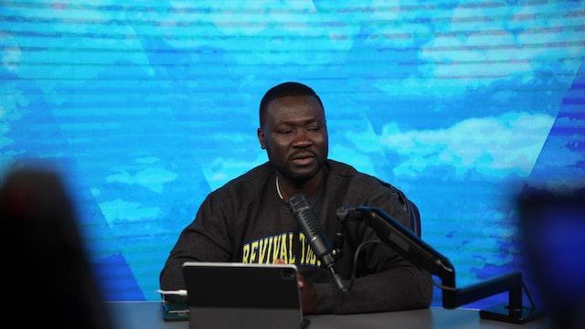 10.18 Morning Prayer with Ev. Kofi