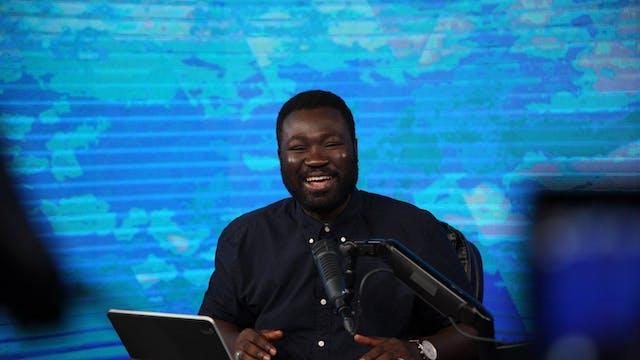 07.14 Morning Prayer with Ev. Kofi