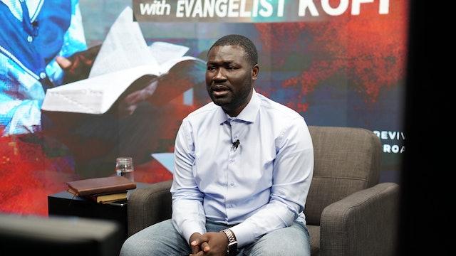 Morning Prayer with Ev. Kofi