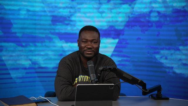 09.02 Morning Prayer with Ev. Kofi