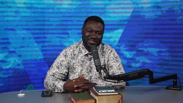 06.08 Morning Prayer with Ev. Kofi