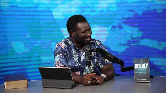 07.13 Morning Prayer with Ev. Kofi