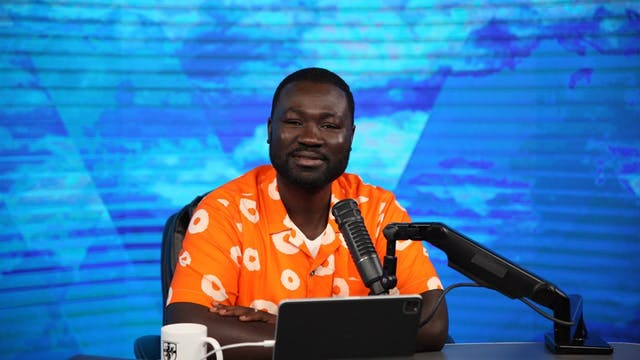 10.12 Morning Prayer with Ev. Kofi
