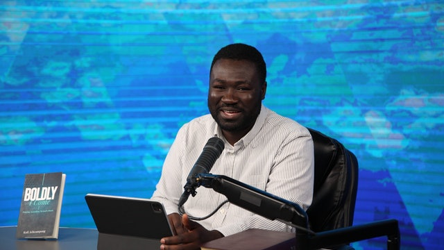 06.28 Morning Prayer with Ev. Kofi