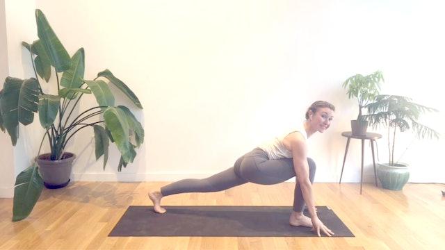 Phase 2: Whole Core Yoga Flow : 20 Min.
