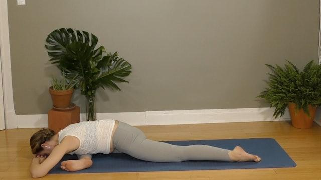 NEW : Phase 2 Full Body Yoga Flow : 24 Min.