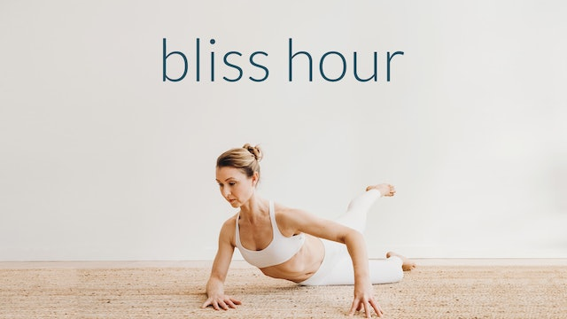 Phase 2: Challenge Level 3: Bliss Hour : 60 Min.