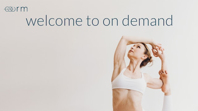 Welcome to On Demand