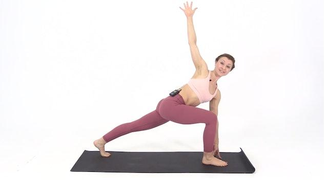 Phase 2: Cardio Yoga : 21 Min.