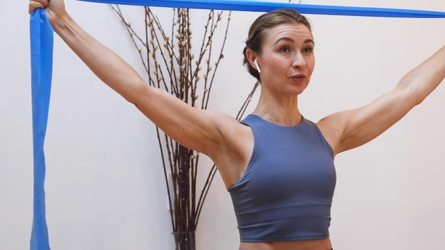Upper Body Strength : 28 Min.