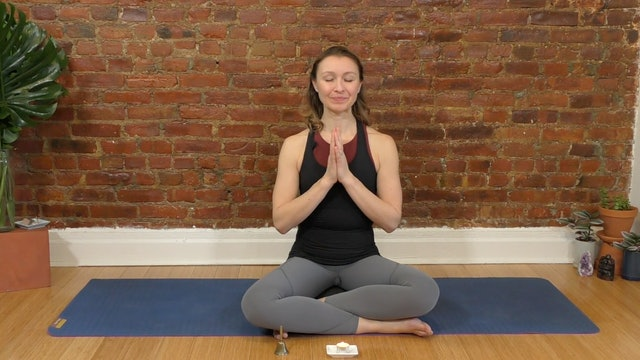 Grounding Meditation : 8 min.