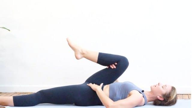 Beginning Yoga Flow : 18 Min.