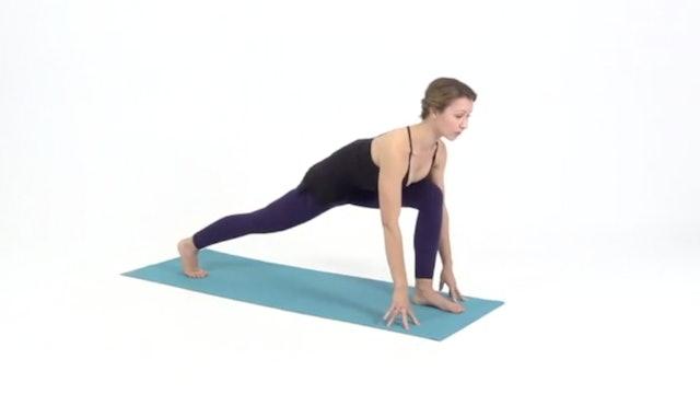 Strength Builder Yoga : 13 min.
