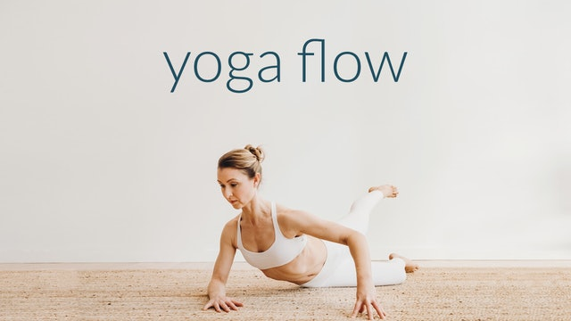 Phase 2: Challenge Level 2: Yoga Flow