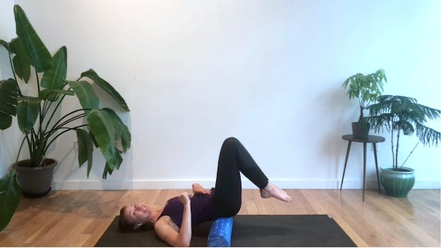 Integrated Abdominal Flow : 20 Min.