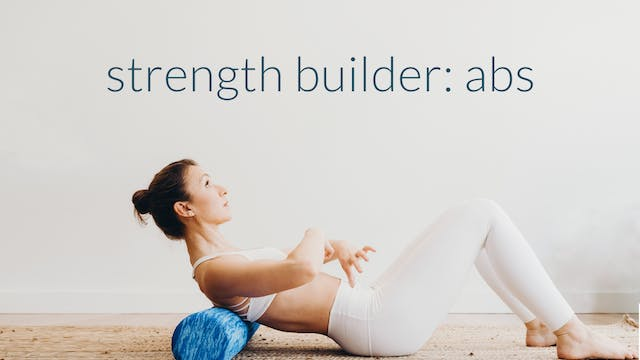 Strength Builder Abs : 10 min.