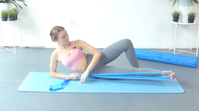 Inner Thigh + Central Core Toning : 1...