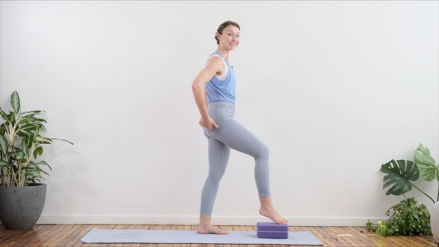Glute + Thigh Activation : 10 Min.