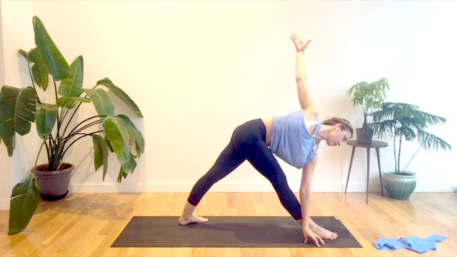 20 Minute Twisting Sequence - Phase 3