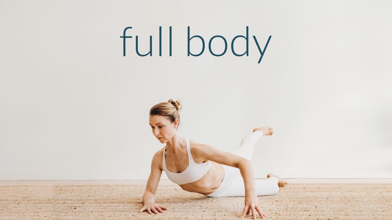 Phase 2: Challenge Level 3: Full Body