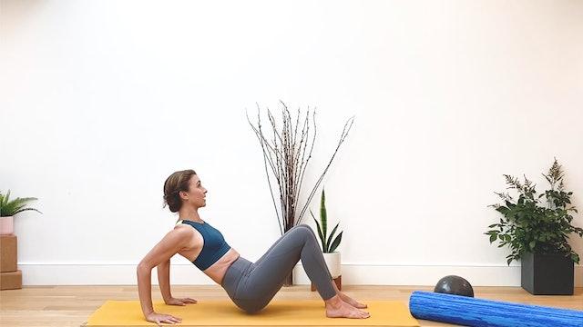 Upper Body + Rib Stabilization : 24 min.
