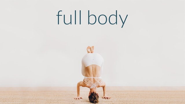 Phase 3: Full Body