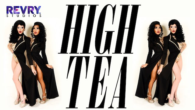 Are you ready for High Tea?