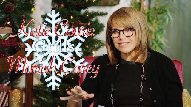 """Katie Couric Grills Mariah Carey"""