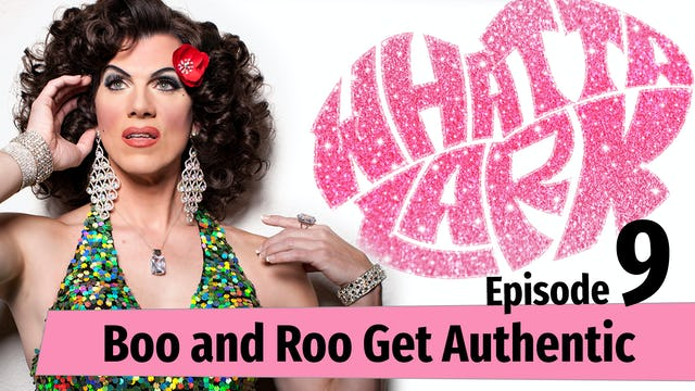 """Boo and Roo Get Authentic"""